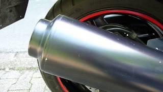 Honda CBR 1000 F SC24 EZ 04/2000 Motorlauf 2