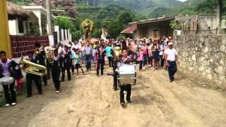 Tlacolula, Hgo. Procesión San Isidro. 2014