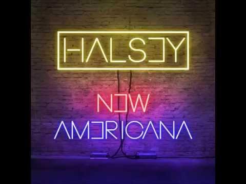 Halsey - New Americana (Official Instrumental)