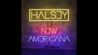 Halsey - New Americana (OFFICIAL INSTRUMENTAL + DOWNLOAD LINK)