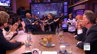 Laatste RTL Late Night gemist: Timor Steffens danst met Humberto Tan