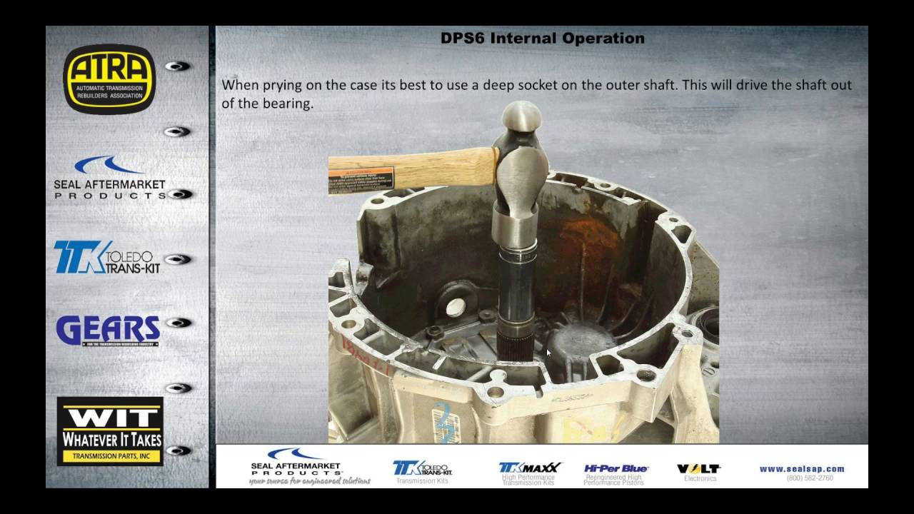 Dps6 Internal Operation
