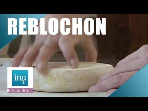 The secret taste of Reblochon cheese | INA Archive