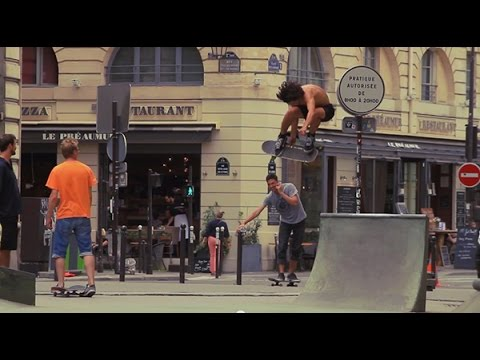 Bruno In Paris - Bustin Boards Co.