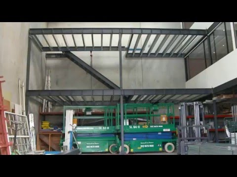 Industrial Mezzanine Floors Sydney | Industrial Mezzanine Floor Sydney