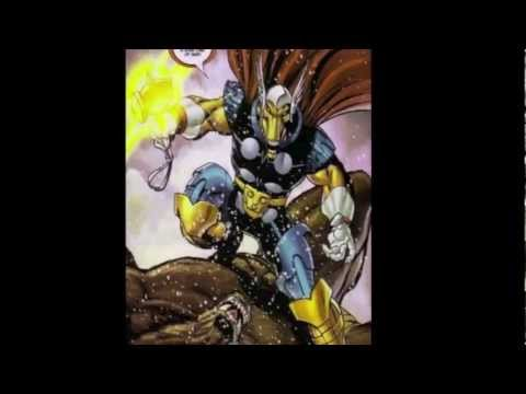 Hammer Jammers The Mighty Thor