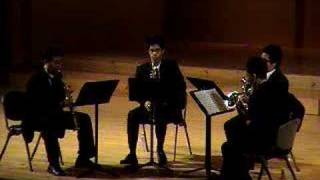 Comets by Jun Nagao [Siam Saxophone Quartet] 2008