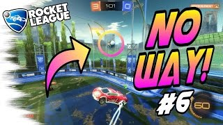 FUNNIES & FREESTYLES 6! - Rocket League Best Goals, Saves, Fails (Gameplay/Funny Montage)
