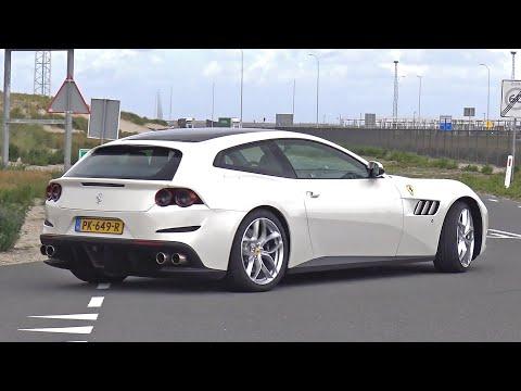 Ferrari GTC4Lusso T - Start up, Revs, Onboard, Accelerations!