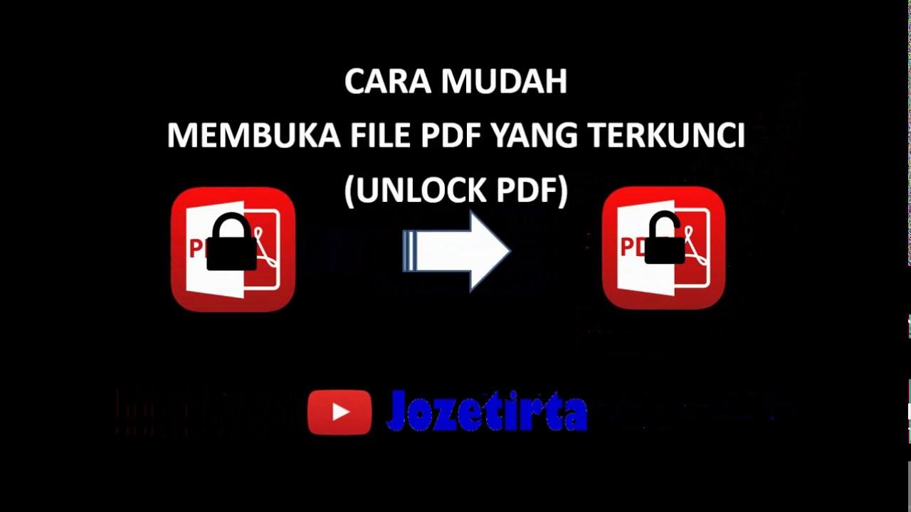 Cara Membuka MS Word yang Terkunci, Mudah! - JalanTikus.com