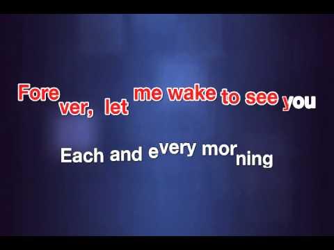 Lady - Kenny Rogers [karaoke]