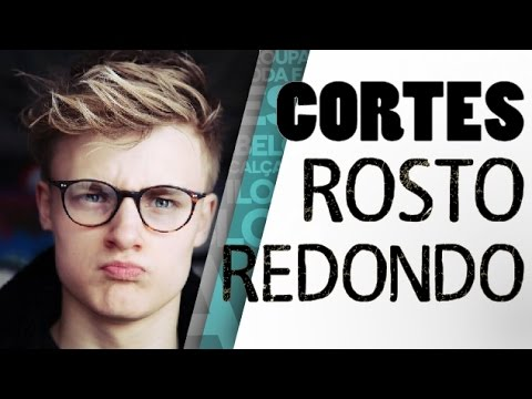 Corte De Cabelo Para Rosto Redondo Cortes Masculino Haircut