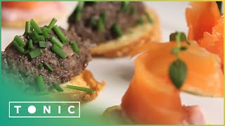 CHRISTMAS CANAPES: FEEL GOOD FOOD