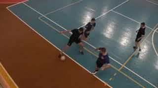 Sergio Team Зубр 2 тайм Чемпионат мини футбол 2020 21
