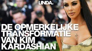 De spectaculaire transformatie van Kim Kardashian || LINDA.tv