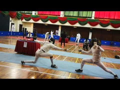 Aiman Fencing Open 2019 Ji Zen