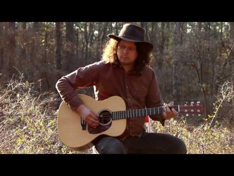 Step It Up and Go - Piedmont Blues - Fingerpicking - Edward Phillips