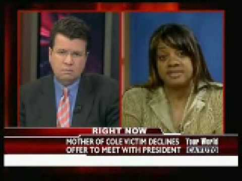 Cole victim's mother declines invitation from NWO ...