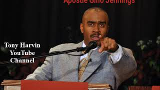Apostle Gino Jennings - Seeing spirits, paranormal, magic, devil possessed **AUDIO ONLY**