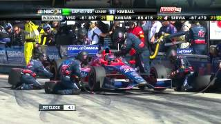 IndyCar 2013: Round 14 Mid-Ohio [Full]