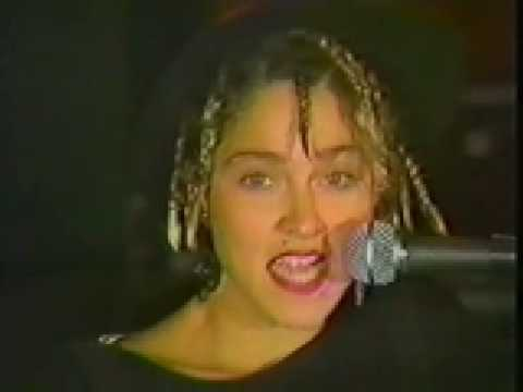 Madonna- Basement Tapes