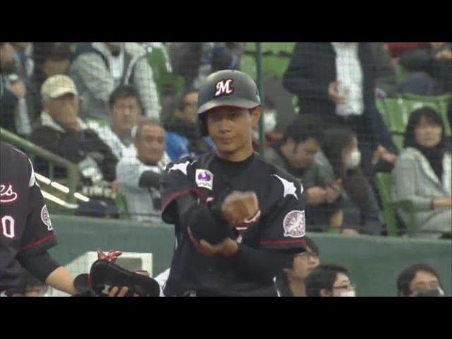 2019年3月19日 埼玉西武対千葉ロッテ 試合ダイジェスト