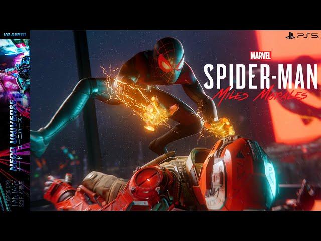 Marvel's Spider-Man: Miles Morales   #2 Holo-Kampftraining - Neue Fähigkeiten 🕷️ PS5 [Deutsch]