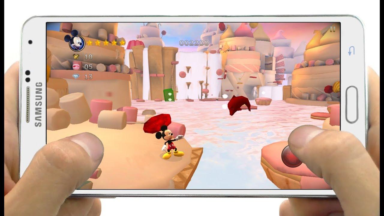 Los 10 Mejores Juegos Para Celulares Android 2015 Especial 100 000
