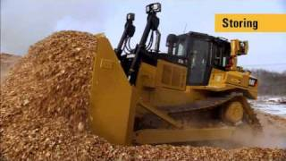 Cat® Millyard Machines