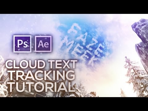 Cloud Text Tracking Tutorial
