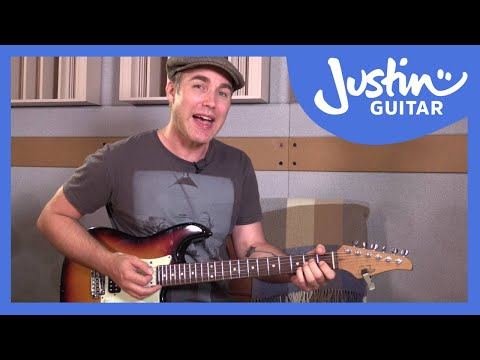 How to play Like Wow Wipeout by The Hoodoo Gurus - Guitar Lesson Tutorial Aussie Rock Classic SB-507