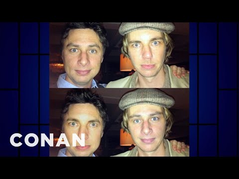 Dax Shepard Can't Tell The Difference Between He & Zach Braff Either
