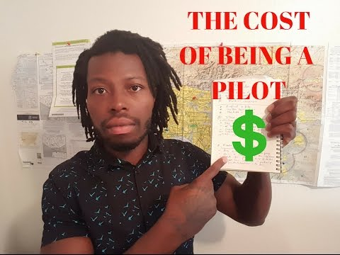 The Cost Of Getting My Private Pilot License