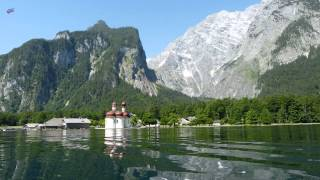 2014 PowerDirector Video Contest - I Love Travel -  Impressions from the Lake Königssee