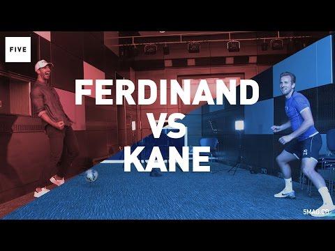 Harry Kane vs Rio Ferdinand   TALKIN' TWO TOUCH