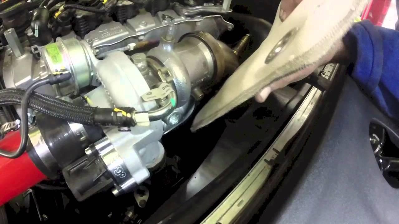 Dodge Dart Turbo >> Dodge Dart MADNESS - Turbo Blanket Installation - YouTube