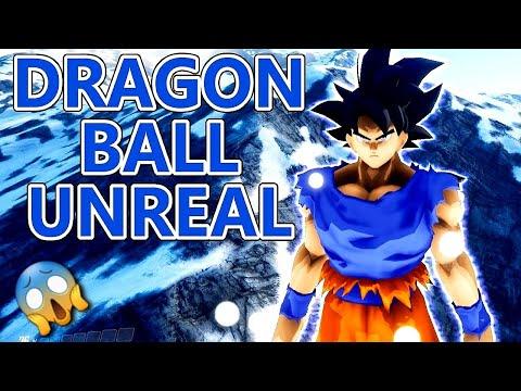 COMO BAIXAR E INSTALAR DRAGON BALL UNREAL  EM MOBILE  || TUTORIAL & GAMEPLAY