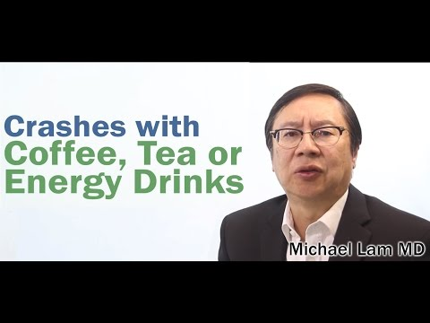 Adrenal Fatigue, Caffeine and Adrenal Crashes