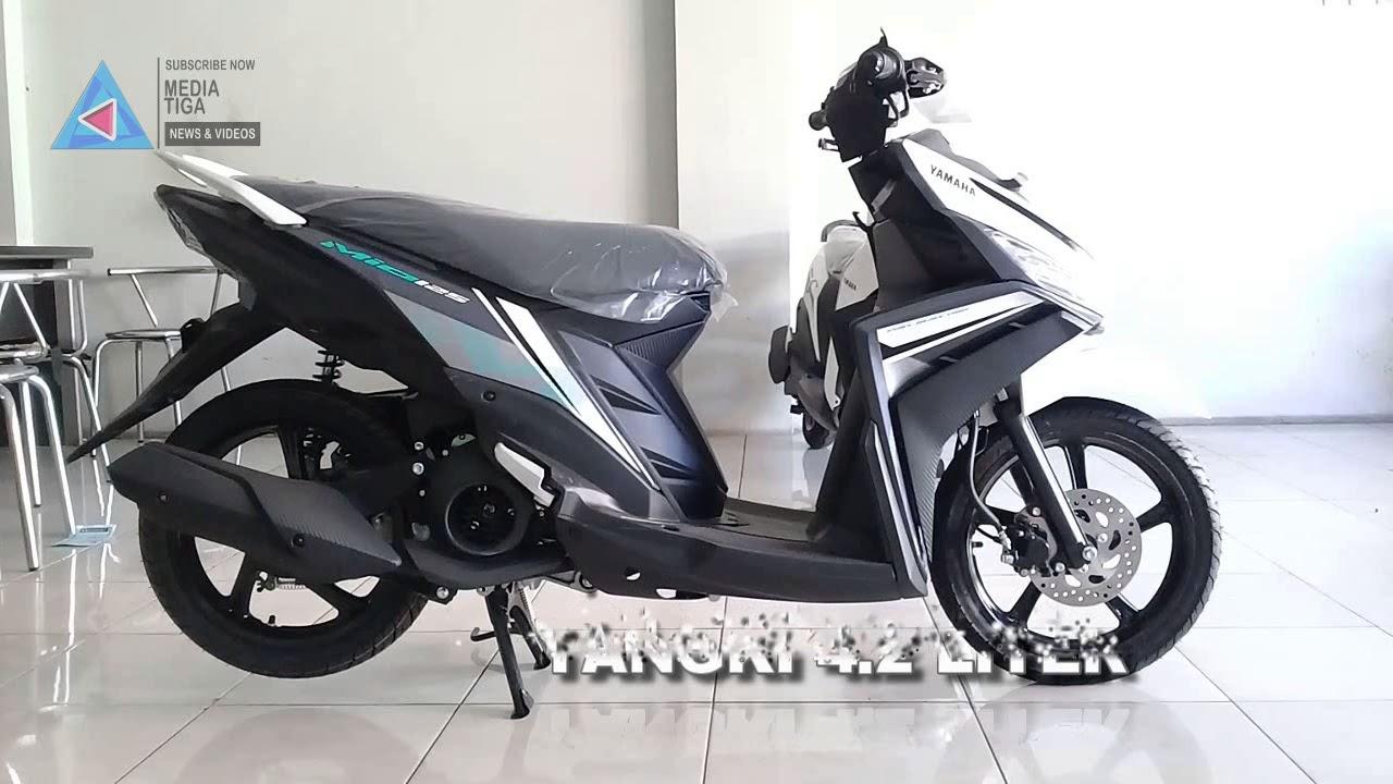Yamaha Mio M3 125 Versi 2018 Youtube