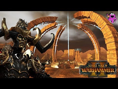 The Best Free for All Battle Map in Total War Warhammer 2 - Epic Free for All Gameplay