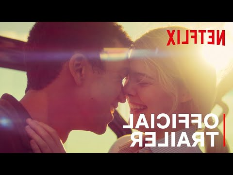 All the Bright Places starring Elle Fanning & Justice Smith | Official Trailer | Netflix... IN REVER