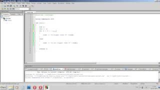 C++ Урок 4. Компьютерный выбор. Часть 1