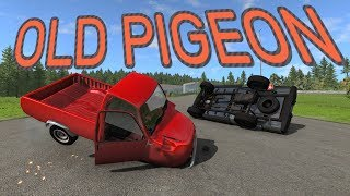 Old, 60s Pigeon - BeamNG.drive