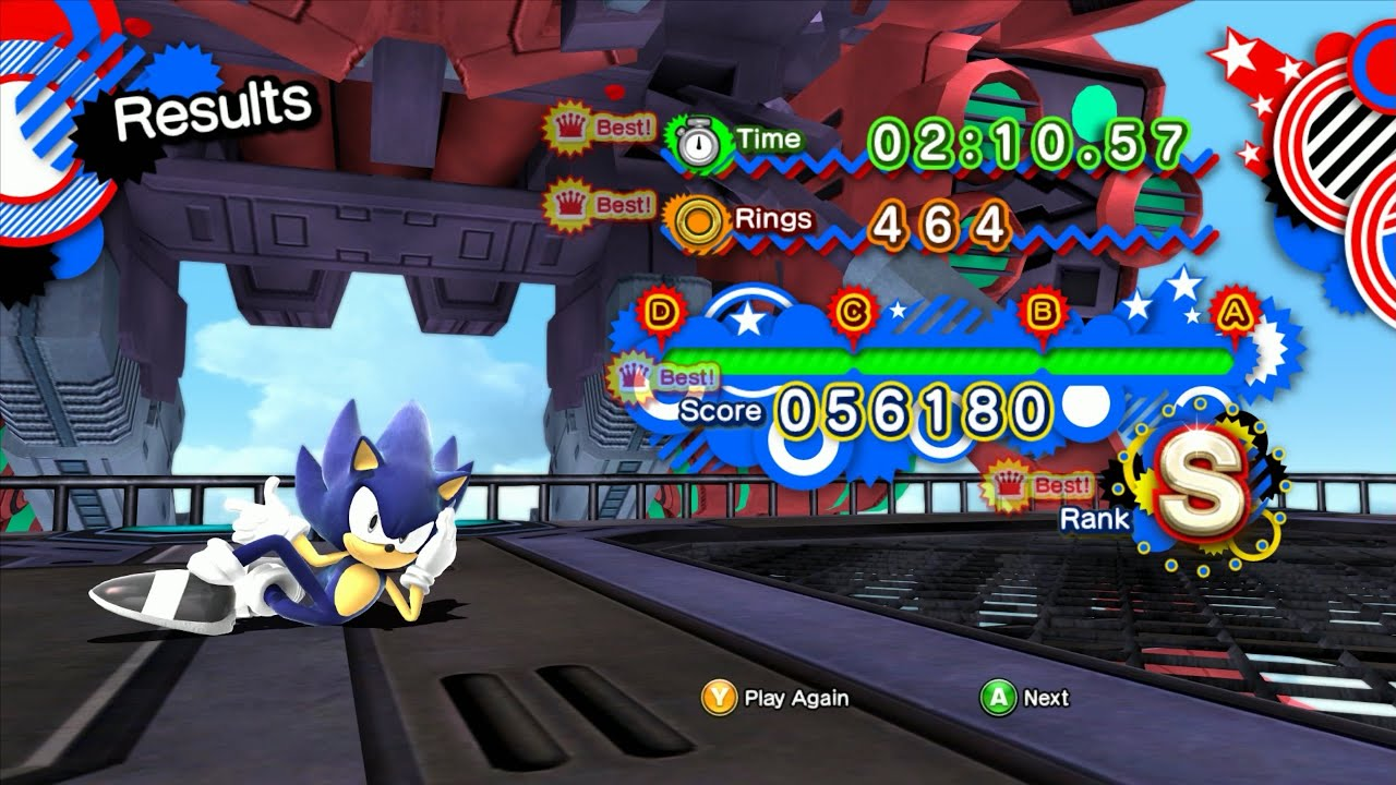 See sonic generations beta on steam with your own eyes sonic retro.