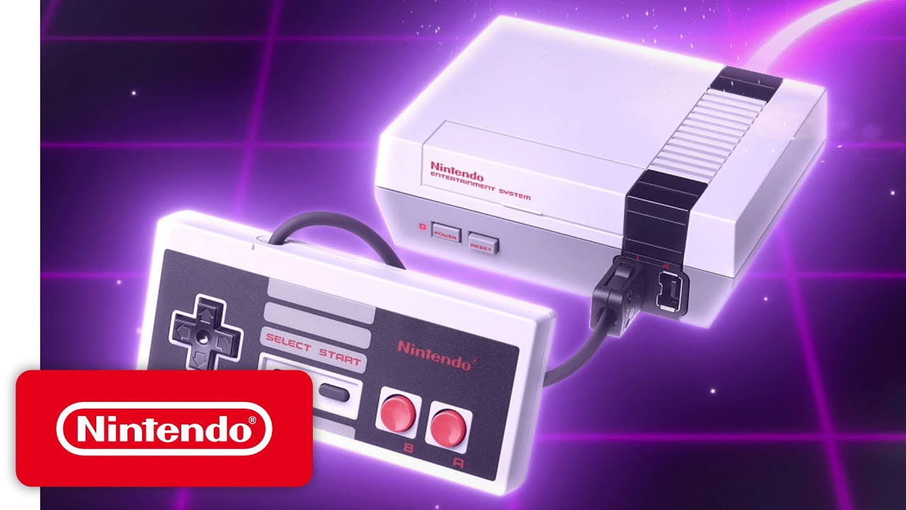 NES Classic Edition (Trailer)