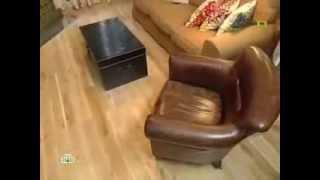 Массивная доска Parketoff Дуб брашированный Юкон(, 2014-01-26T16:29:10.000Z)