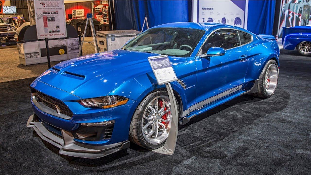 2018 Mustang GT Modifications Begin - 11's so soon? - YouTube