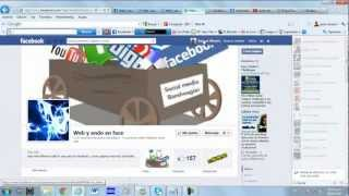 como personalizar mi pagina de facebook parte 3