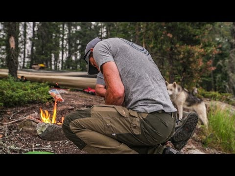 SMOKE AND FIRE | The Realities Of Wilderness Travel In Northern Canada