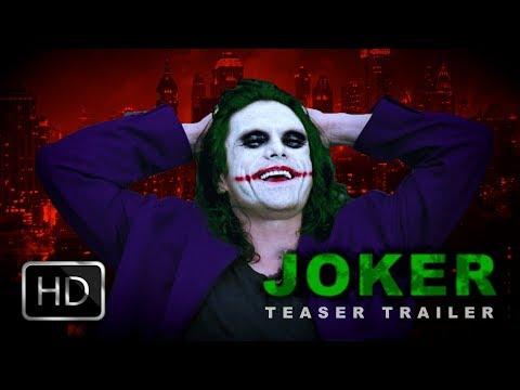 Tommy Wiseau's Joker Teaser Trailer #1 | Dangerous Brew